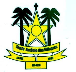 Prefeitura de Santo Antonio dos Milagres